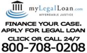 Attorney's fee financing